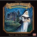 Sherlock Holmes - Die geheimen Fälle des Meisterdetektivs, Folge 2: Spuk im Pfarrhaus (MP3-Download)