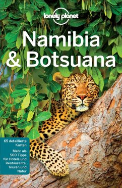 Lonely Planet Reiseführer Namibia, Botsuana (eBook, PDF) - Murphy, Alan