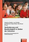 Veränderung und Beständigkeit in Zeiten der Inklusion (eBook, PDF)