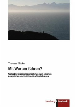 Mit Werten führen? (eBook, PDF) - Stuke, Thomas