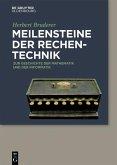 Meilensteine der Rechentechnik (eBook, PDF)