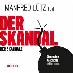 Der Skandal der Skandale (MP3-Download) - Lütz, Manfred