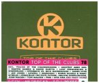Kontor Top Of The Clubs Vol.78