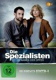 Die Spezialisten - Im Namen der Opfer - die komplette Staffel 2 DVD-Box
