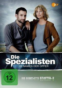 Die Spezialisten - Im Namen der Opfer - die komplette Staffel 2 DVD-Box - Die Spezialisten-Im Namen Der Opfer