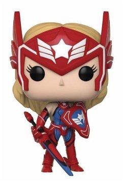 POP! Games: Marvel Future Fight - Sharon Rogers
