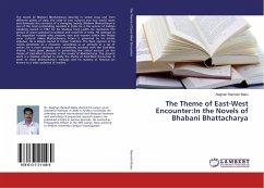 The Theme of East-West Encounter:In the Novels of Bhabani Bhattacharya