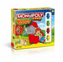 Monopoly Junior, Benjamin Blümchen Collector's Edition (Kinderspiel)