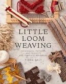 Little Loom Weaving