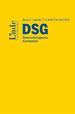DSG Datenschutzgesetz, Kommentar