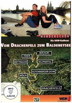 Vom Drachenfels zum Baldeneysee - Die NRW-Radto...