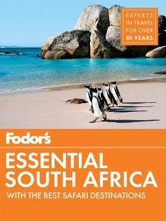 Fodor´s Essential South Africa (eBook, ePUB)