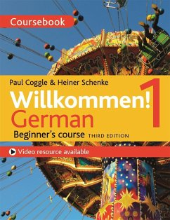 Willkommen! 1 (Third edition) German Beginner´s...