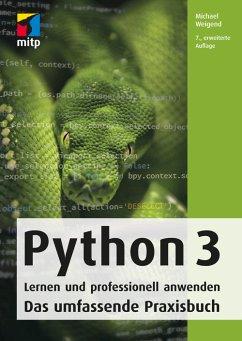Python 3 (eBook, PDF) - Weigend, Michael