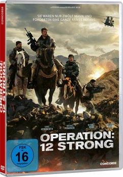 12 Strong - Die wahre geschichte der US-Horse Soldiers - 12 Strong