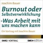 Burnout oder Selbstverwirklichung (MP3-Download)