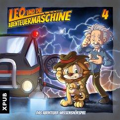 Leo und die Abenteuermaschine - Folge 4 (MP3-Download)