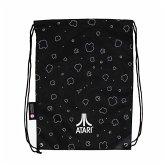 Asteroids Gameplay Cinch Bag