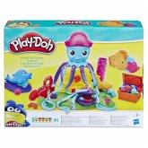 Hasbro E0800EU4 - Play-Doh, Kraki Krake Knete