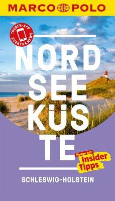 MARCO POLO Reiseführer Nordseeküste Schleswig-Holstein (eBook, PDF) - Bormann, Andreas