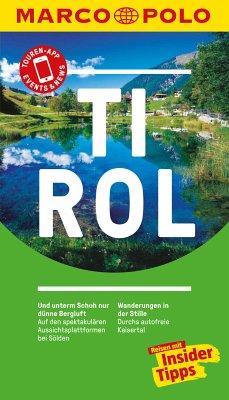MARCO POLO Reiseführer Tirol (eBook, PDF) - Lexer, Andreas