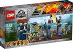LEGO® Jurassic World 75931 Angriff des Dilophosaurus