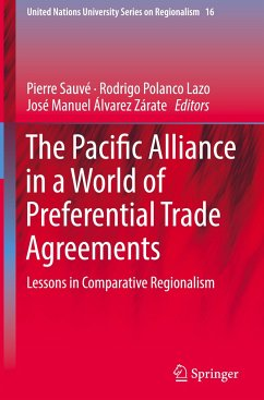 The Pacific Alliance in a World of Preferential Trade Agreements
