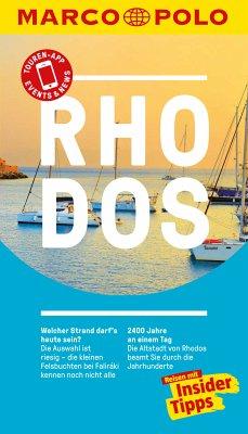 MARCO POLO Reiseführer Rhodos (eBook, PDF) - Bötig, Klaus