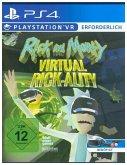 Rick and Morty, Virtual Rick-ality (PlayStation 4)