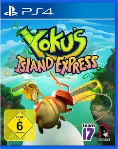 Yoku´s Island Express (PlayStation 4)