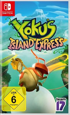 Yoku´s Island Express (Nintendo Switch)