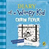 Diary of a Wimpy Kid , Cabin Fever, Audio-CD