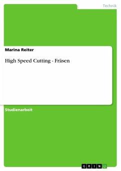 High Speed Cutting - Fräsen (eBook, ePUB)