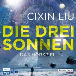 Die drei Sonnen / Trisolaris-Trilogie Bd.1 (MP3-Download) - Liu, Cixin