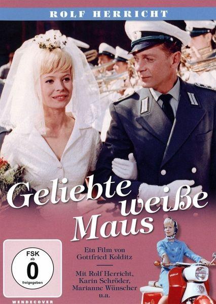 Geliebte Weiße Maus auf DVD - Portofrei bei bücher.de