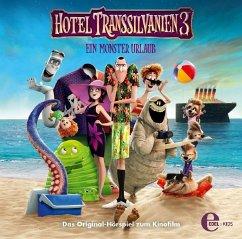 Hotel Transsilvanien 3 - Ein Monster Urlaub, 1 Audio-CD
