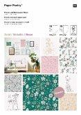 Motivpapierblock Hygge, Flowers