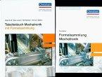 Tabellenbuch Mechatronik; Formelsammlung Mechatronik, 2 Bde.
