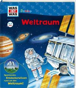 Weltraum / Was ist was junior Bd.13 - Braun, Christina; Krause, Joachim