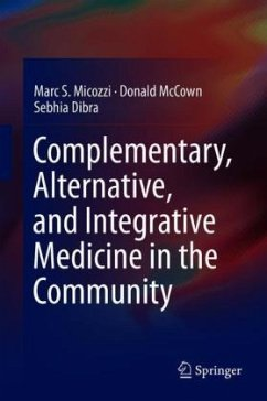 Complementary, Alternative, and Integrative Med...