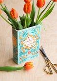 Bibliophile Vase: A Compendium of Flowers