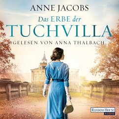 Das Erbe der Tuchvilla / Tuchvilla Bd.3 (MP3-Download) - Jacobs , Anne