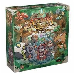 Arcadia Quest, Pets (Spiel-Zubehör)