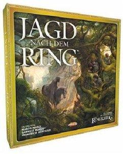 Asmodee ARGD0177 - Jagd nach dem Ring, Brettspiel, Gesellschatsspiel