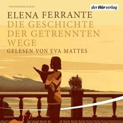 Die Geschichte der getrennten Wege / Neapolitanische Saga Bd.3 (MP3-Download) - Ferrante, Elena