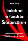 Deutschland im Rausch der Selbstzerstörung (eBook, ePUB)