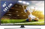 Samsung UE40MU6199UXZG 101 cm (40 Zoll) Fernseher (4K / Ultra HD, DVB-T2/ DVB-S2/ DVB-C, Smart TV)