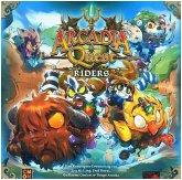 Asmodee CMN0052 - Arcadia Quest Riders, Erweiterung, Tabletopspiel, Würfelspiel, Fantasyspiel