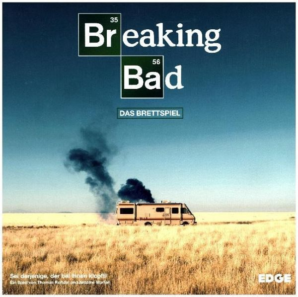 Breaking Bad, Das Brettspiel (Spiel)