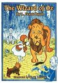 The Illustrated Wizard of Oz (eBook, ePUB)